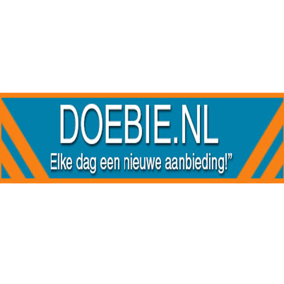 Korting bij Doebie.eu