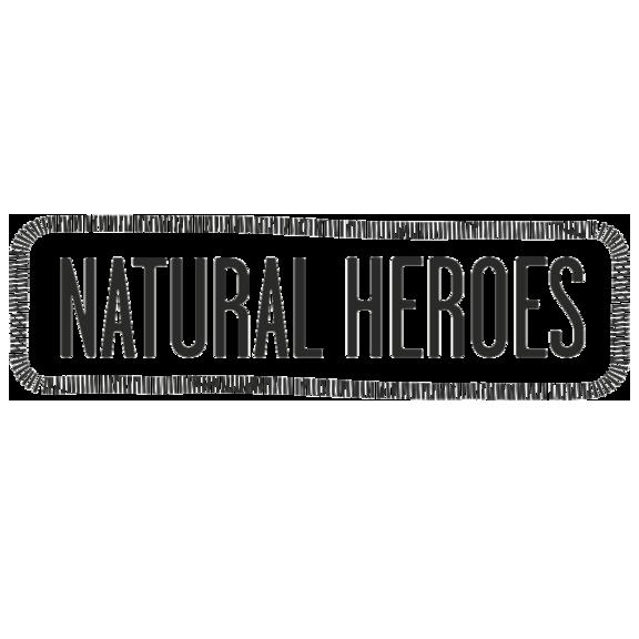 10% korting bij Natural Heroes
