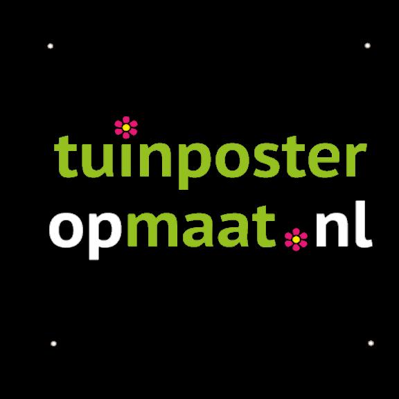 Korting bij TuinPosterOpMaat.nl