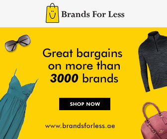 Smiles Friday Sale, the biggest sale event of the year, is here! Get up to 90% off & win amazing deals on our Live streaming event with Brands For Less. From 26th to 28th November.