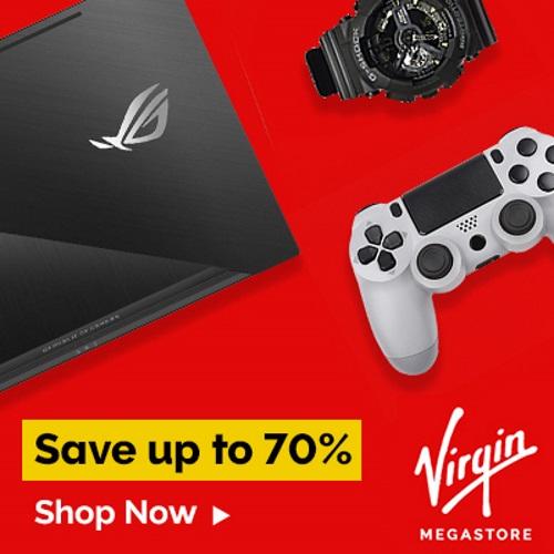 Virgin Megastore Clearance Sale - Dubaisavers