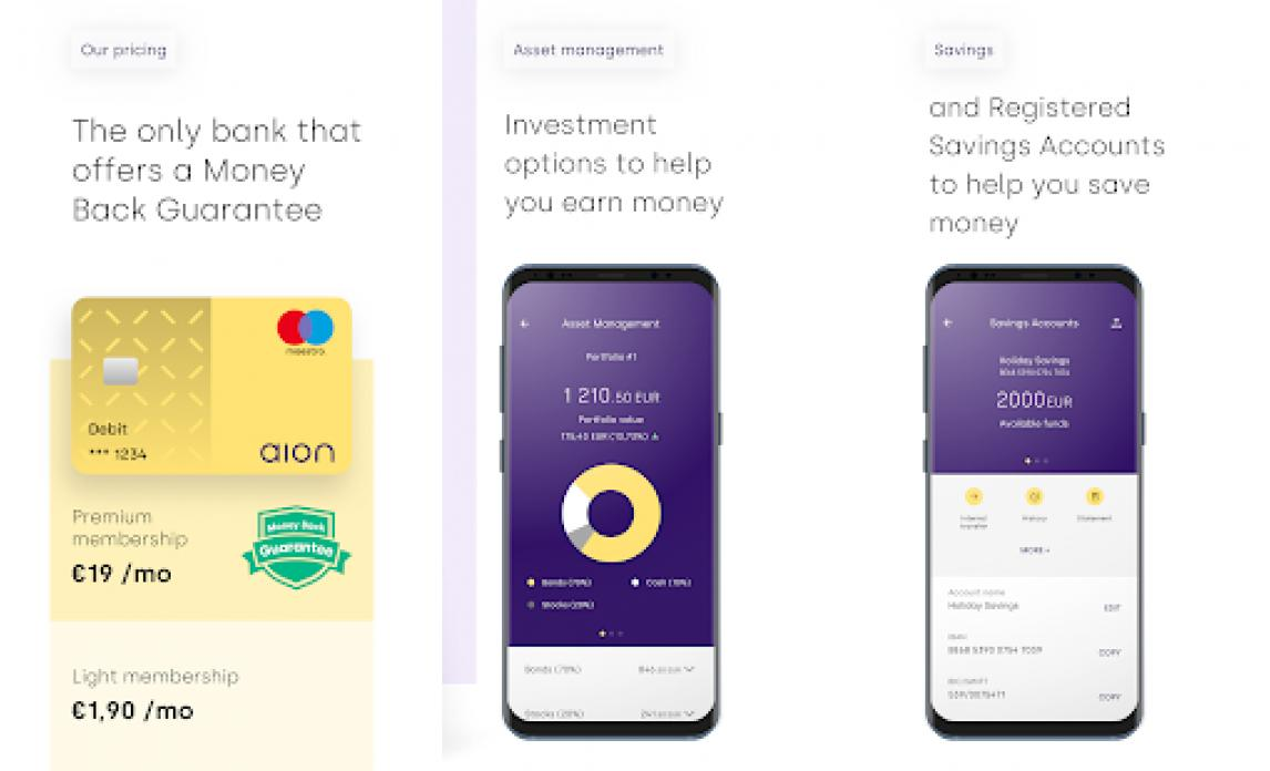 Aion Bank - Apps on Google Play