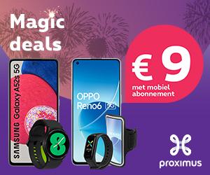 Samsung S7 voor €0 voor business (01/02 - TBC)