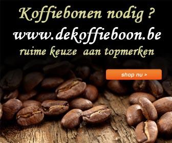 koffiebonen nodig ?