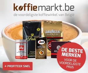 Koffiemarkt België
