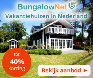 banner 300x250 Vakantiehuizen in Nederland