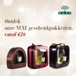 Nuxe geschenkpakketten vanaf 26 euro