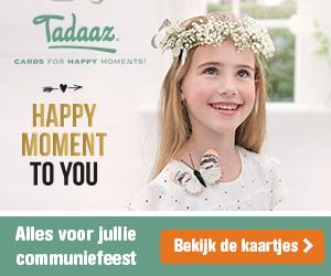 Verjaardagsfeest, jubileum, tuinfeest, op pensioen? Er zijn zoveel gelegenheden om uitbundig te vieren! Op Tadaaz vind je unieke en memorabele uitnodigingen!