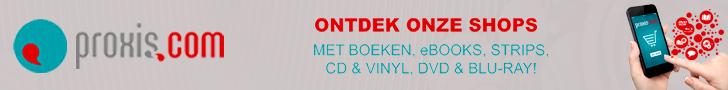 Proxis Azur BE: boeken, dvd's, cd's, soft en games