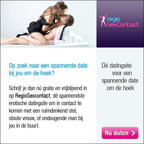 Erotische chat & date bij u in de buurt!