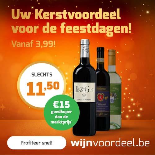 Top 25 Winter Wijnen (12/01 - 15/01)