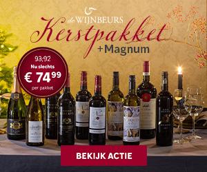 Wijnpakket: 11 flessen + 4 GRATIS glazen slechts € 69