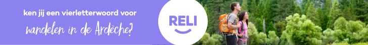Reli.be - Wandelen in de Ardèche
