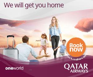 Algemeen - Qatar Airways BE