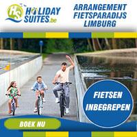 Verblijf in Houthalen-Helchteren en ontdek één van de vele, prachtige fietsroutes die Limburg te bieden heeft. Dankzij ons fietsarrangement hoef je zelf niet meer te sleuren met fietsen, maar geniet je van onze volledig uitgeruste fietsen ter plaatse.