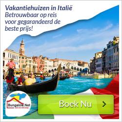 Vakantiehuizen Italie