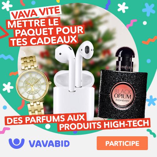Cadeaux de Noël (10/12-20/12)