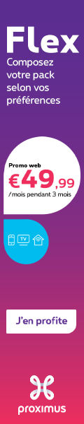 Bon de réduction Proximus