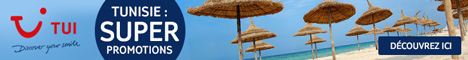 TUI.be - Tunisie Super Promotions
