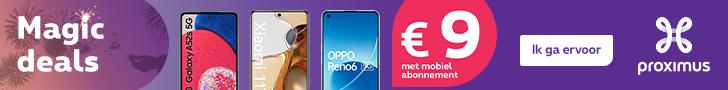 Samsung S9 €99 (02/07 - 31/07)
