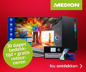 Medion standaard: Algemeen - BE:NL