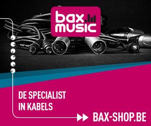 Bax Music - De specialist in kabels