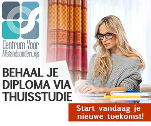 Start vandaag je nieuwe toekomst! Behaal je diploma via Thuisstudie.