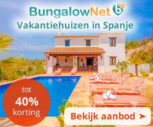banner 300x250 Vakantiehuizen in Spanje
