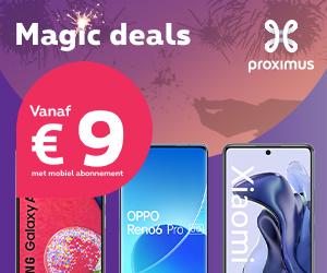 Gratis Galaxy Buds+ (€ 169,99) t.e.m. 8 maart