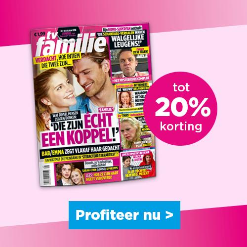 Abonnement TV Familie korting