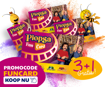 Plopsa.be FR - PROMO VALENTIN– 40% de réduction