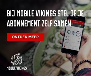 Bij Moible Vikings stel je je abonnement zelf samen