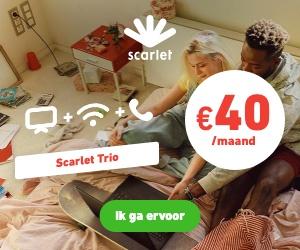 Scarlet, De goedkoopste service provider op de markt