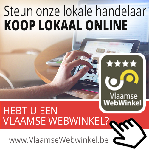 Steun de Vlaamse Webwinkel