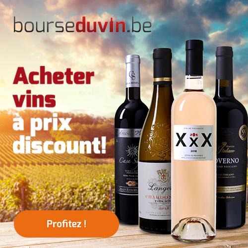 Acheter vins à prix discount!