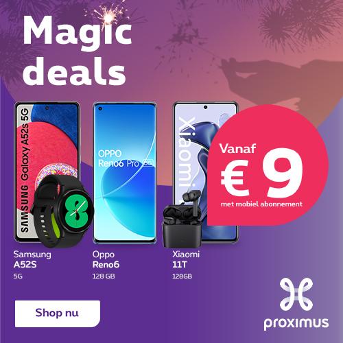Proximus Mobile