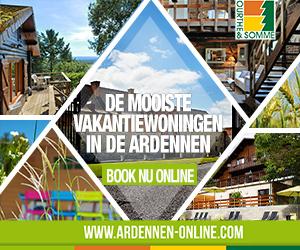 De mooiste vakantiewoningen te huur in de Ardennen.