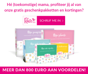 Zwanger of nieuwe mama? Schrijf je in en ontvang voordelen twv €800!