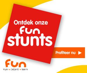 Actie Fun - 10 euro korting op boekentassen en rugzakken
