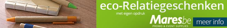 Eco relatiegeschenken