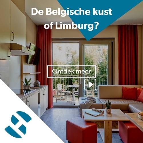 Holiday Suites - Vakanties aan de Belgische kust en Limburg