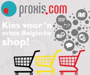 Proxis.be boeken, dvd's, cd's, soft en games