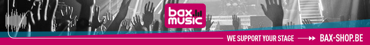 Bax Music - We Support Your Stage