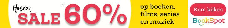 10% korting op álle boeken + gratis verzending