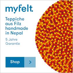 myfelt.de: Teppiche aus Filz handmade in Nepal 5 Jahre Garantie & gratis Versand
