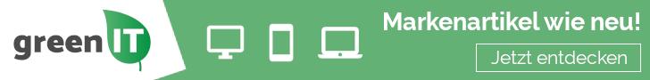 Green IT Onlineshop - Markenartikel wie neu