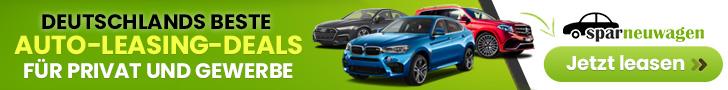 Sparneuwagen: Deutschlands größtes Autoleasing-Deal-Portal