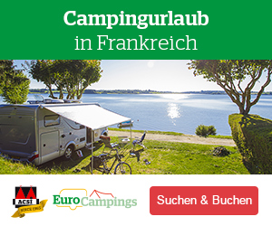 Campings Frankreich