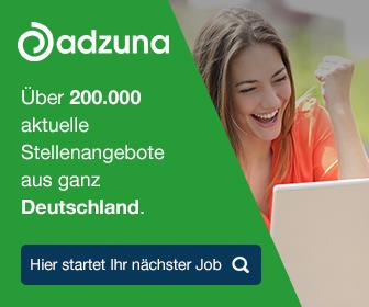 Über 200.000 aktuelle Stellenangebote aus ganz Deutschland