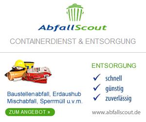 AbfallScout.de - Containerdienst & Entsorgung